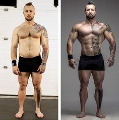 Kris Gethin's 12-Week Muscle-Building Trainer