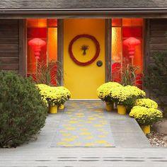 Creative Wreath & Door Path
