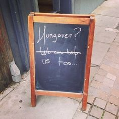 pub signs that reflect nothing but the truth