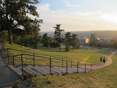 Discover the world through photos. Cornell University, Places Of Interest, Law School, Walkway, Schools, Golf Courses, Graduation, Scenery, College
