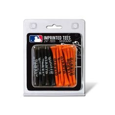 New! San Francisco Giants 50 imprinted tee pack #SanFranciscoGiants