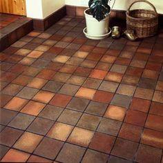 Quarry Tile Shade Range, Quarry Tile, Ruabon Quarry Tile