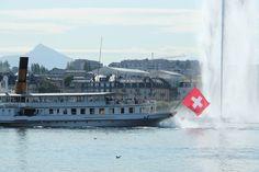 Genebra/Geneva - SWISS