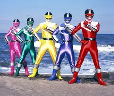 Power Rangers Time Force, Go Go Power Rangers, Vr Troopers, Power Rengers, Kamen Rider, Captain America, Disney, Video Game, Infancy