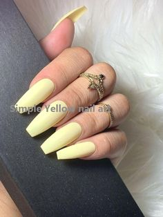 In seek out some nail designs and some ideas for your nails? Listed here is our list of must-try coffin acrylic nails for trendy women. Summer Acrylic Nails, Best Acrylic Nails, Summer Nails, Spring Nails, Nail Polish Designs, Acrylic Nail Designs, Nails Design, Coffin Nails Long, Long Nails