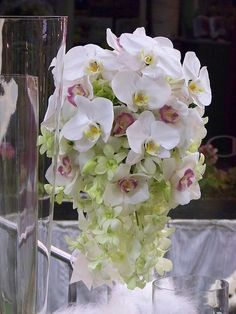 wedding flower arrangements | Orchid Wedding Floral Arrangements | Flickr - Photo Sharing!
