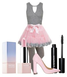"""""""Feel like Dancing? ♥️"""" by imwacky-and-iknowit ❤ liked on Polyvore featuring Miss Selfridge, Sephora Collection, Bobbi Brown Cosmetics and Siren"""