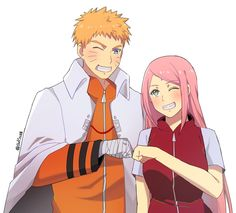 Image shared by Cristina. Find images and videos about sakura haruno, naruto uzumaki and 🌸 on We Heart It - the app to get lost in what you love. Naruto And Sasuke, Naruto Uzumaki, Anime Naruto, Naruto E Sakura, Naruto Comic, Naruto Cute, Kakashi, Sakura Haruno, Mighty Power Rangers