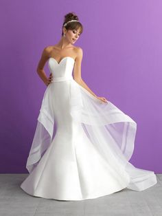 Allure Romance Bridal Gown Style - 3000T