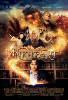 Inkheart (2008) movie #poster, #tshirt, #mousepad, #movieposters2