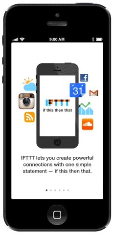 IFTTT hooks into iPhone's Contacts, Photos and Reminders in new mobile app handson
