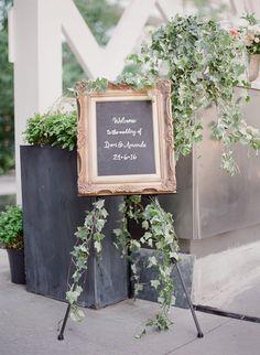 A Toronto Wedding at the Colette Grand Café