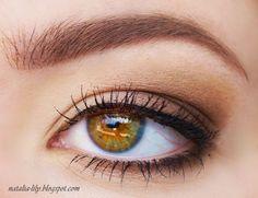 natalia-lily: Beauty Blog: Makijaż: Mój dzienny makijaż paletką Sleek - Au Naturel - krok po kroku