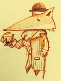 Zorro  Camilo pino