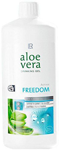 LR Aloe Vera Drinking Gel Active Freedom 1000 ml LR http://amzn.to/2f4UTgH