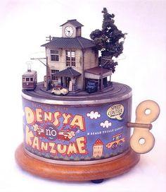 Akihiro Morohoshi Diorama