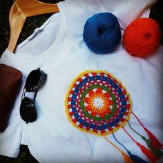 Mandala Tişört