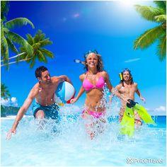 #yTuQueQuieres ¡Disfrutar en los mejores parques acuáticos y de las mejores actividades acuáticas!