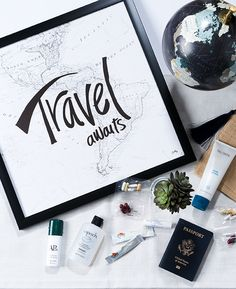 Whether you are taking a 10 hour road trip or flying to another country be prepared with these travel tips! Check out number 6 and they are our favorites. Travel Essentials, Travel Tips, New Skin, New Tricks, Trip Planning, Road Trip, Skin Care, How To Plan, Traveling