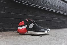 big sale 582dc ad64b Y-3 Boost QR - Black   Roundel Red Sports Footwear, Adidas Shoes Outlet