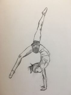 Please Log In It's ok to be a little sad sometimes - original art sketch pri. Ballet Drawings, Dancing Drawings, Cool Art Drawings, Pencil Art Drawings, Art Drawings Sketches, Easy Drawings, Art Poses, Art Reference Poses, Painting & Drawing