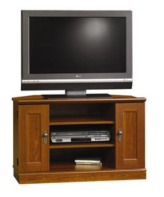 Cherry Wood Corner Tv Stands