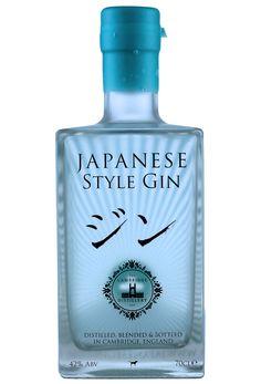 Sake + Gin