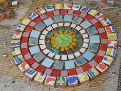 Rugs, Blog, Home Decor, Tiles, Mosaics, Mandalas, Crayons, Farmhouse Rugs, Decoration Home