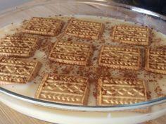 Natillas caseras con galletas https://mycook.es/receta/natillas-caseras-con-galletas