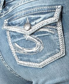 Silver Plus Size Jeans, Suki Bootcut, Indigo Wash - Plus Size Jeans - Plus Sizes - Macy's