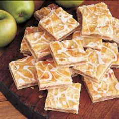 Apple Danish Recipe -A friend gave me this recipe that makes good use of our bountiful apple harvest. It's a delightful addition to breakfast or brunch.
