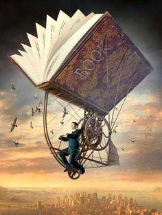 Kirja voi kohottaa arjen yläpuolelle? Kirja voi antaa uusia näkökulmia. I G O R • M O R S K I