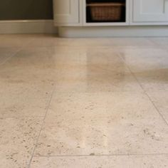 Mrs Stone Store - Moleanos Classic Beige Honed Limestone Flooring or Wall Tile 600x400x10