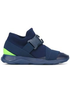 CHRISTOPHER KANE Buckle Front Trainers. #christopherkane #shoes #sneakers