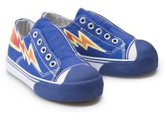 Lightening shoes, expensive, but we could paint something similar