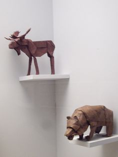 Origami Animals : Paper Folding