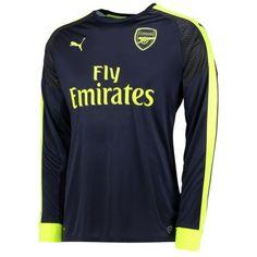 £22.99 Arsenal Third Long Sleeve Shirt 2016 2017