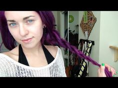 Short and Simple Rope braid tutorial