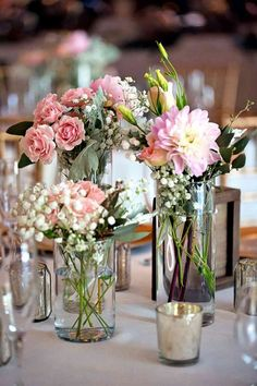 Whether it'srustic chicorsimple elegant, we got you covered here. See the many lovely timeless wedding ideas we have picked andget inspired for your walk down the white aisle! Just check out these divine wedding bouquets, centerpieces, and more!