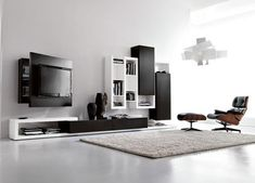 25 Stunning Minimalist Living Room Designs
