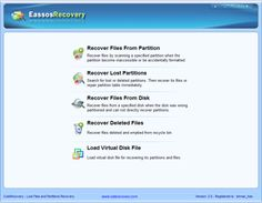 Eassos Recovery 3.9 Crack with License Key Free Download