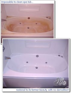 Best Counter And TubShower Refinishing Images On Pinterest - Can an acrylic tub be refinished