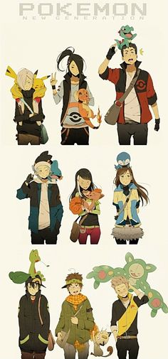 Pokemon :)