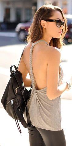 Zeliha's Blog: Lovely Summer Back Style Outfits