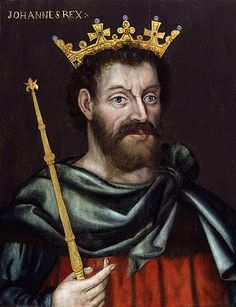 "John I, ""Lackland"", of England