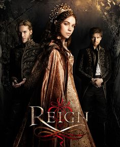 Reign: Well, based on a piece of history, much of this is fleshed out for viewers, but most of it is pure fiction, but fun it is : )