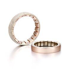 민준주얼리 Simple Jewelry, Jewelry Rings, Types Of Wedding Rings, Wedding Bands, Engagement Rings For Men, Jewelry Drawing, Couple Rings, Ring Bracelet, Ring Designs