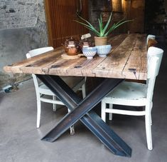 Dining Table, Rustic, Furniture, Garden, Home Decor, Country Primitive, Garten, Dinning Table, Lawn And Garden