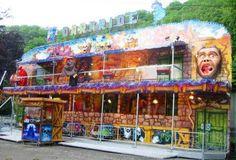 Carnival Rides : Dark Ride