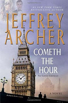 Cometh the Hour opens with the reading of a suicide note, which has devastating consequences for Harry and Emma Clifton, Giles Barrington and Lady Virginia.  Giles must decide if he should withdraw from politics and try to rescue Karin, the woman he loves, from behind the Iron Curtain. But is Karin truly in love with him, or is she a spy?  Lady Virginia is facing bankruptcy, and can see no way out of her financial problems, until she is introduced to the hapless Cyrus T. Grant III from Baton…
